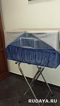 новость чехлы на клетку для птиц на заказ