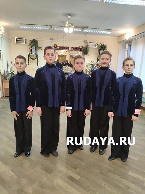 Рубашки для бальных танцев Magic Dance